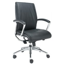 ALTO Mid Back Executive Leather* Chair