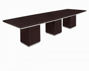 DMI-PIMLICO 10′ Boat Shaped Conference Table