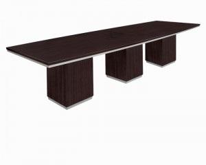 DMI-PIMLICO 10′ Boat Shaped Conference Table