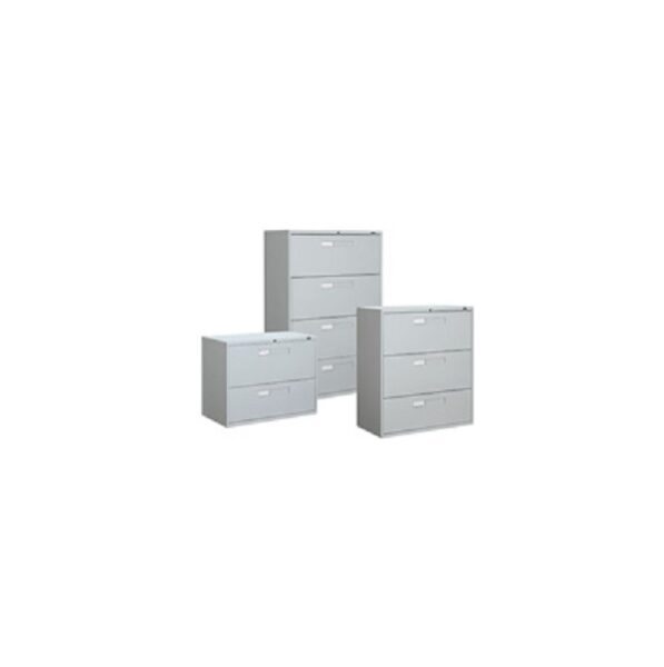 GLOBAL 9300 Series Fixed Front Lateral Filing Cabinets