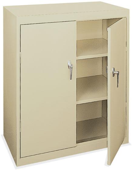 OFFICE SOURCE 42″ high 2 Door Storage Cabinet
