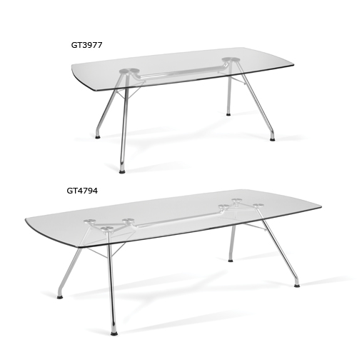 OFM Glass Conference Tables
