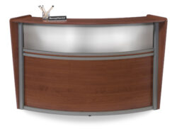 OFM Single-Unit Marque Plexi-Reception Station
