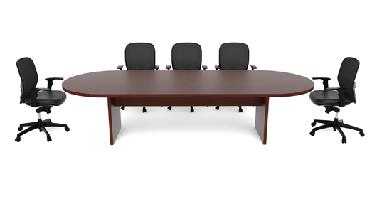 OTG Laminate Racetrack Conference Tables