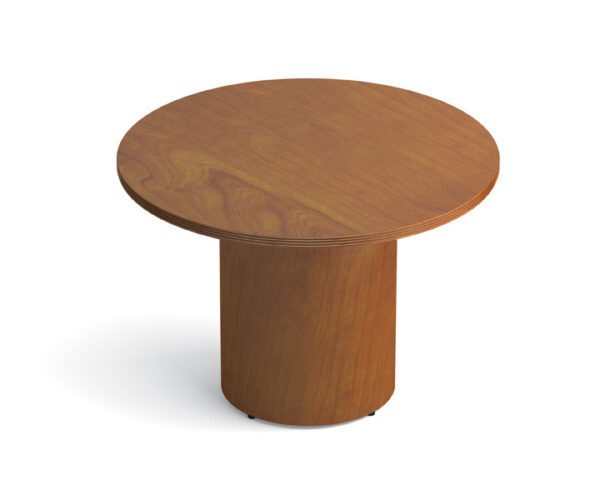 OTG-VENTOR Wood Veneer Round Conference Table