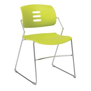SAFCO AGILITI Flex Frame Stacking Chair