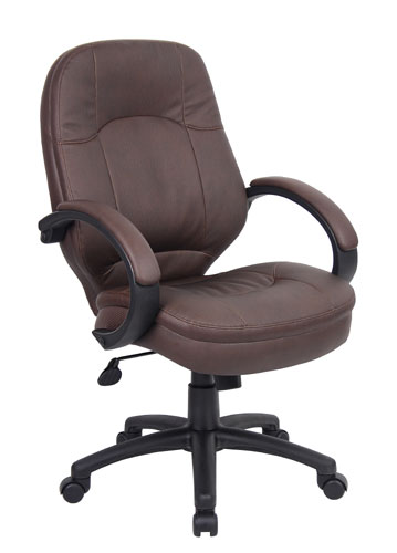 OTG Conference Chair with LeatherPlus