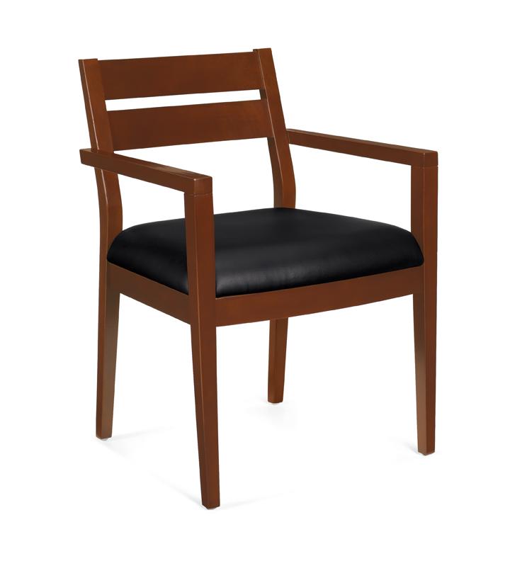 Otg 11820b Wood Guest Chair
