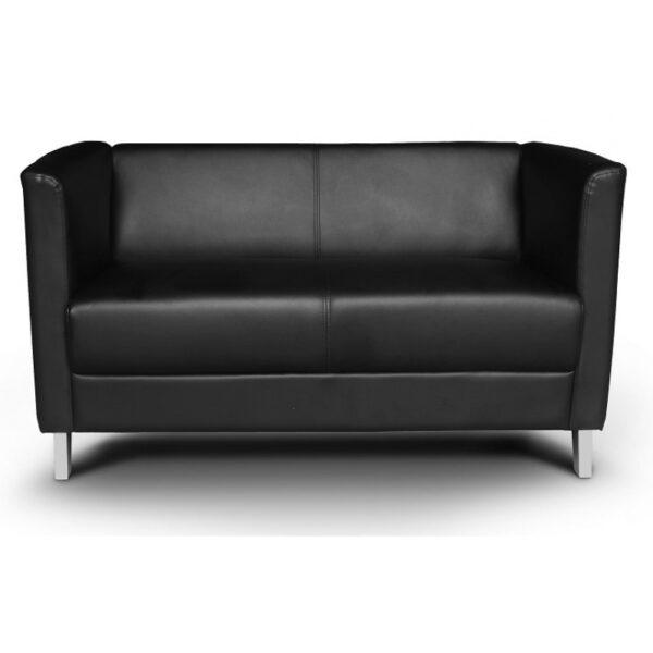 SCELTA Leather* Love Seat
