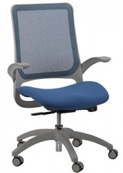 EUROTECH-HAWK Mesh Back Multifunction Task Chair