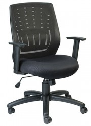 EUROTECH-STINGRAY Mesh Back Task Chair