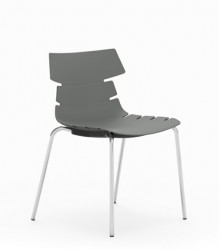 iDESK-TIKAL Four Leg Guest Chair