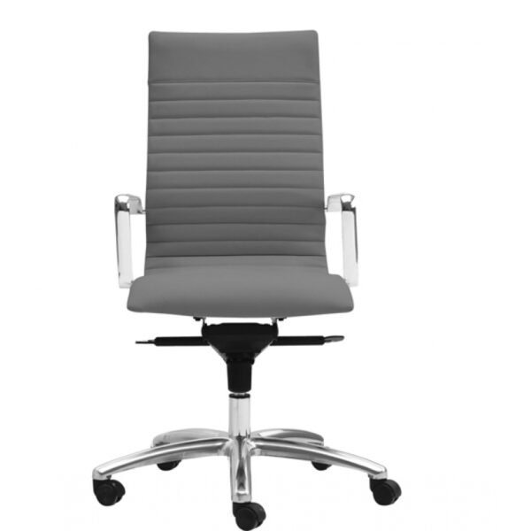 Zetti High Back Executive Leather* Chair