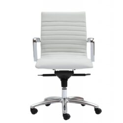 Zetti Mid Back Executive Leather* Chair