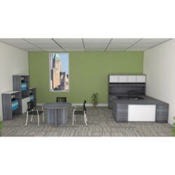 Potenza Series U-Shaped Office Suite from Corp Design
