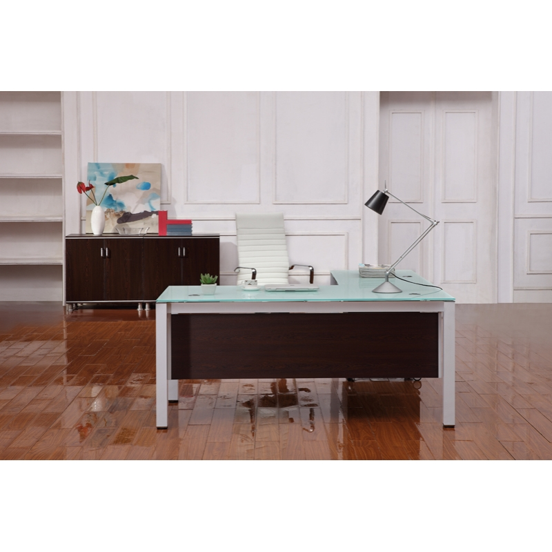 Sling Series L Shaped Desks From Corp Design
