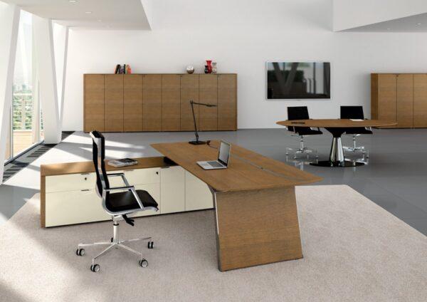 ADAPTA Metar Executive L Shape Suite