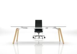 7 - Metar Glass table
