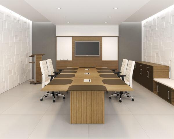 ARTOPEX Essentia Rectangular Conference Table