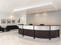 ARTOPEX RC2 Reception