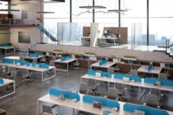 Tayco Scene Benching Workstations