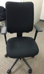 Used Steelcase Turnstone Fabric Task Chair