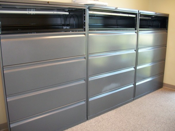 Pre-Owned/Used Filing & Used Office Storage