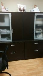 File Crdenza w top storage