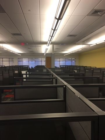 Used Office Cubicles & Used Workstations