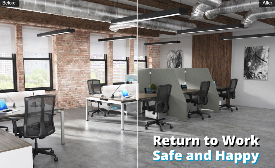 Adapting Your Workplace For Safety